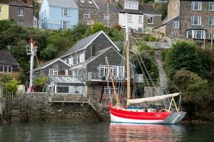 Coastal Boat Trips Fowey Cornwall
